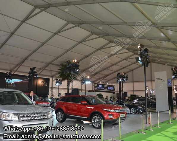 SHELTER Commercial Tents - Exhibition Hall for Car Show - Large Clear Span Tent for Fair & Car Show Tent in Australia | Commercial Tents |Shelter TentShelter ...